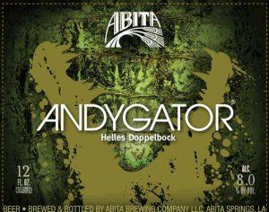 Abita Andygator Helles Doppelbock